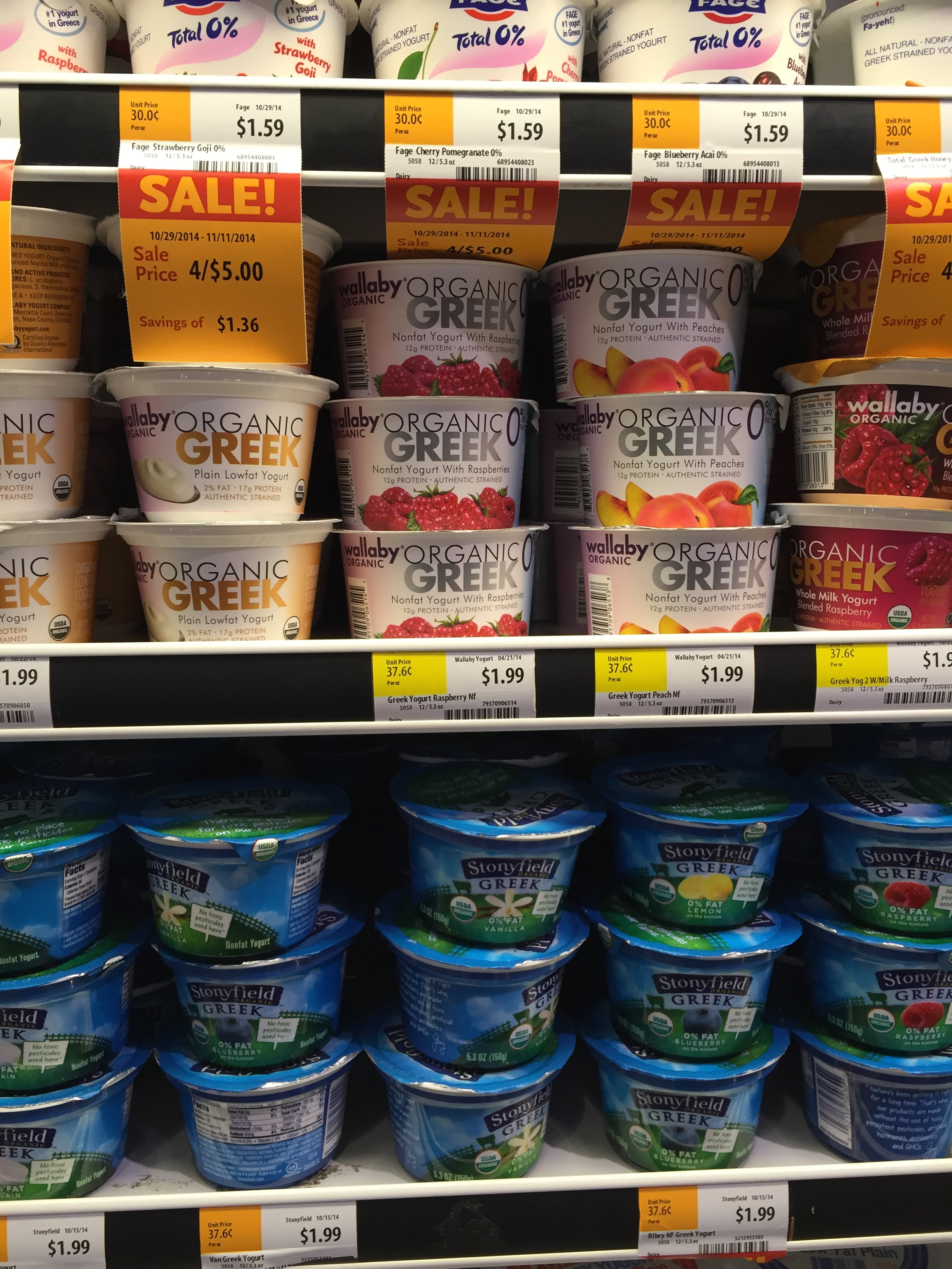 greek yogurt: extensively processed and marketed to appear natural