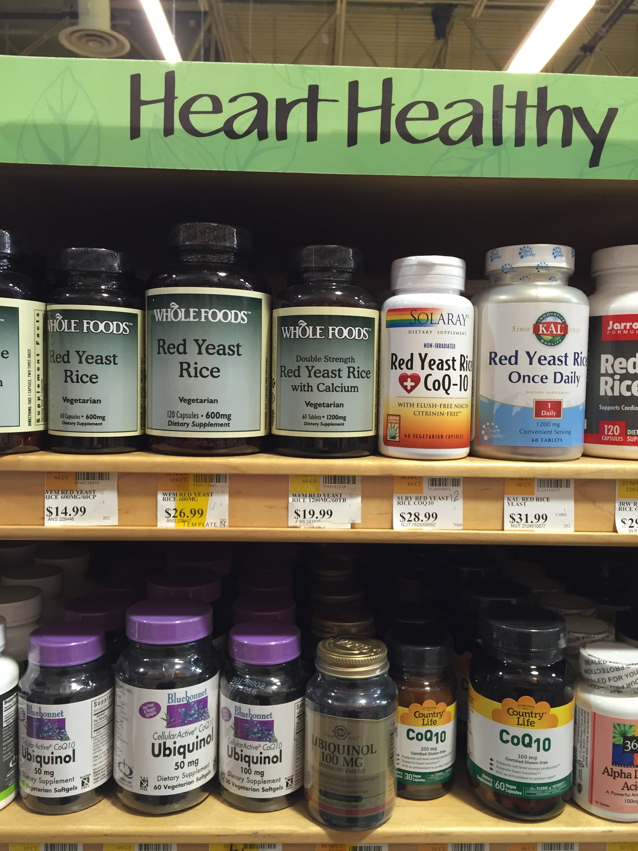 Natural Foods And Supplements To Lower Cholesterol