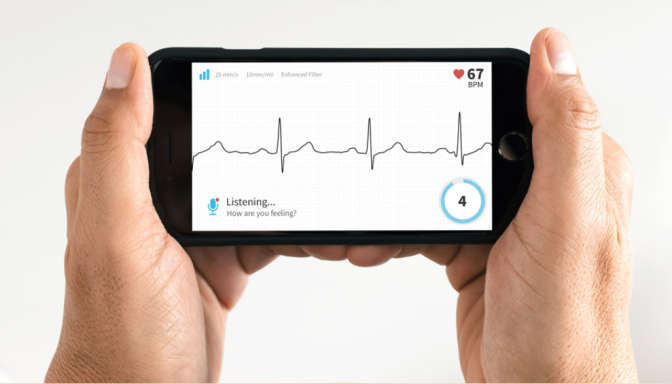 AliveCor Is Now Kardia and It Works Well At Identifying Atrial Fibrillation At Home And In Office