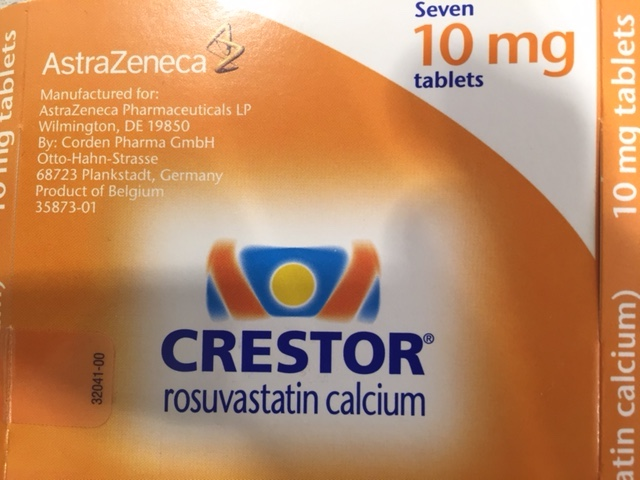 Are You Paying More For Rosuvastatin (Generic Crestor) Than Brand Name Crestor?