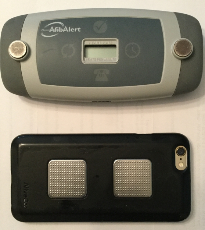 AfibAlert Versus AliveCor/Kardia: Which Mobile ECG Device Is Best At Accurately Identifying Atrial Fibrillation?
