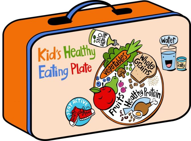 The Harvard T.H. Chan School of Public Health Now Recommends Full Fat Dairy For Your Kid's Lunch Boxes