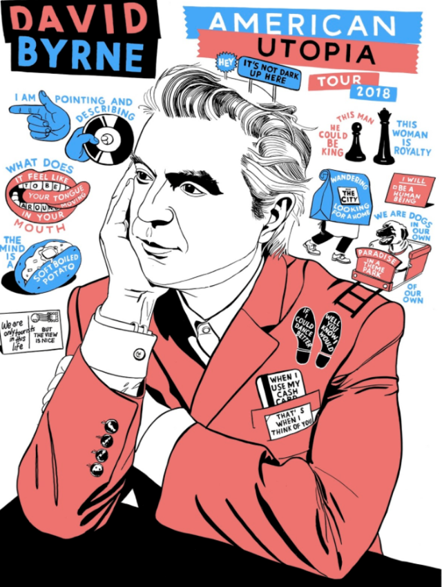 And You May Ask Yourself: Why is David Byrne So Awesome?