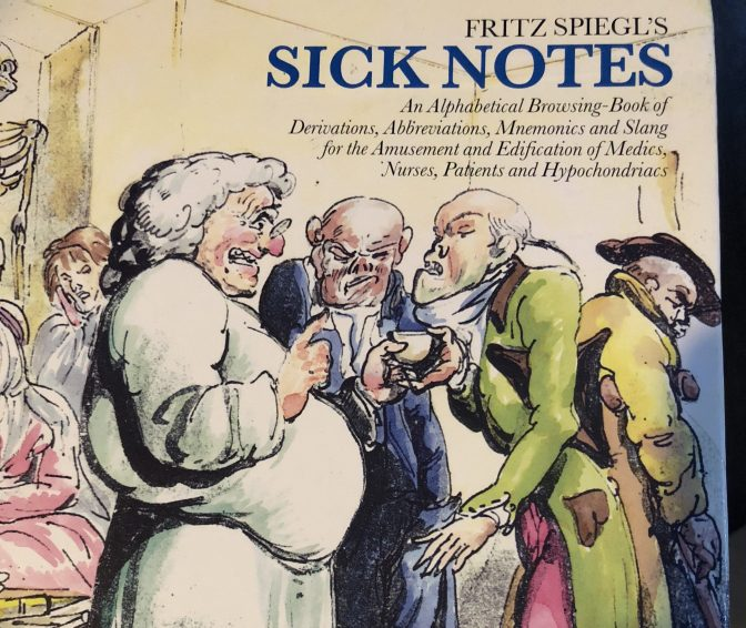 Wednesday's Sick Notes
